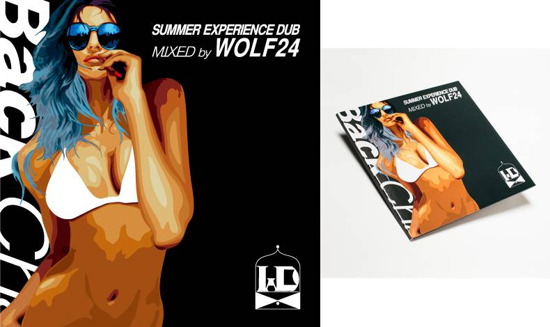 WOLF24 MIXCD