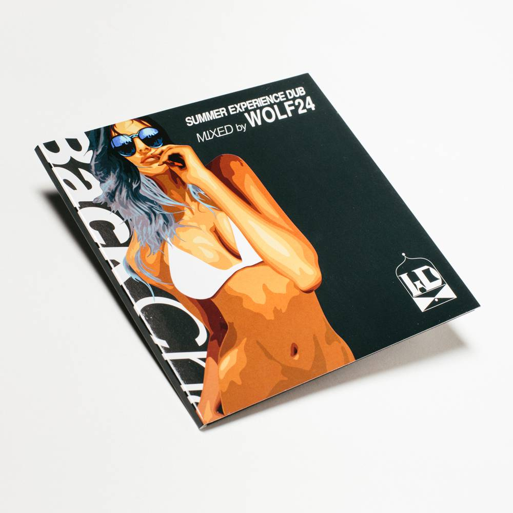 WOLF24 MIXCD2
