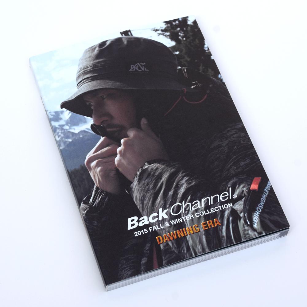 Backchannel カタログ