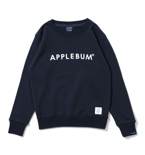 applebum-161029-cubelogo sweat-navy