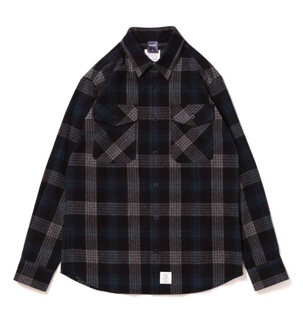 shaggy check shirt1