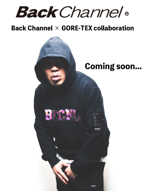 Back Channel × GORE-TEX collaboration_birnest