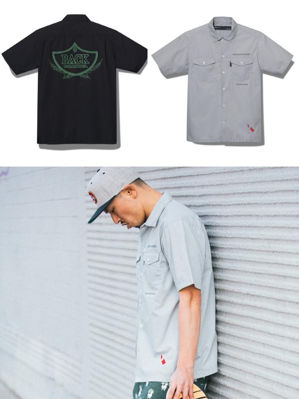Backchannel ワークシャツ