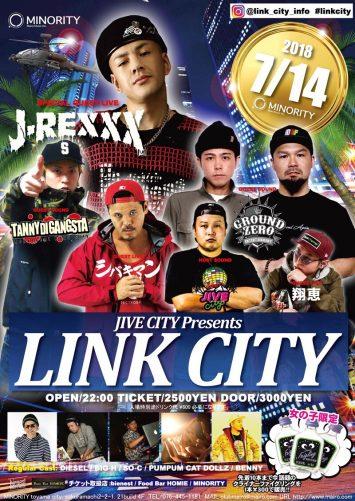 LINK CITY 富山 レゲエ